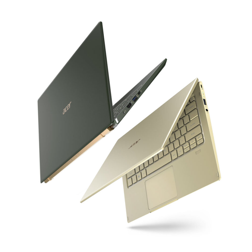 Acer Swift 5 with Tiger Lake 4 1000x1000